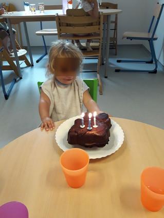 Joyeux anniversaire Louise !