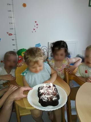 Joyeux anniversaire Eva !