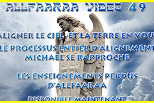 Vidéo#49 : Aligner le Ciel et la Terre en Vous