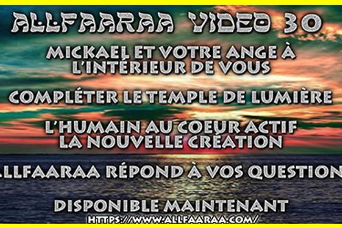 Vidéo#30: Mickael et votre ange à l'intérieur de vous