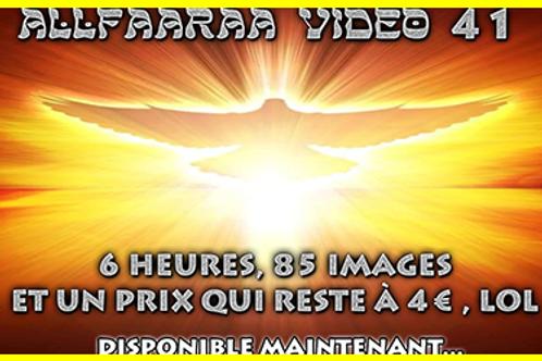 Vidéo#41 : 6 heures et 85 images