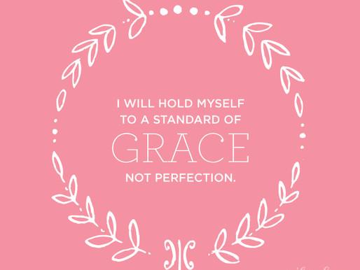 Goodbye Mama Guilt, Hello Grace