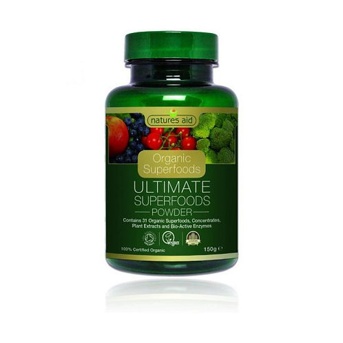 Organic Ultimate Superfoods Powder