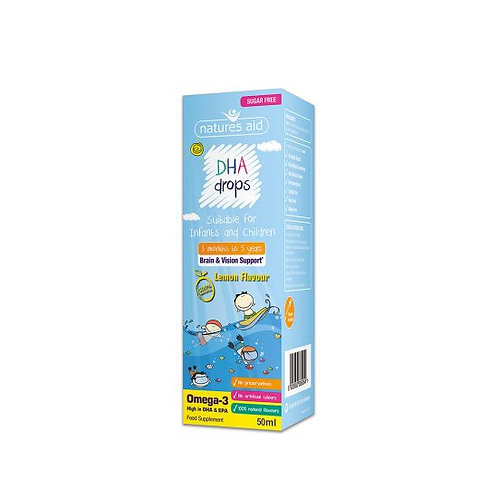 DHA (Omega-3) for infants & children