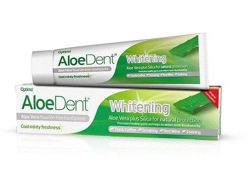 AloeDent Whitening Flouride Free Toothpaste