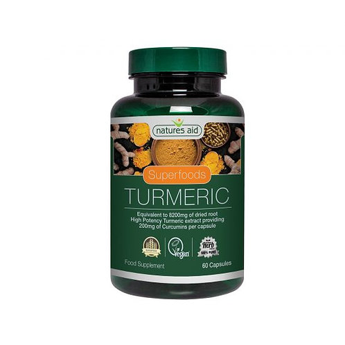 Turmeric High-Potency Capsules