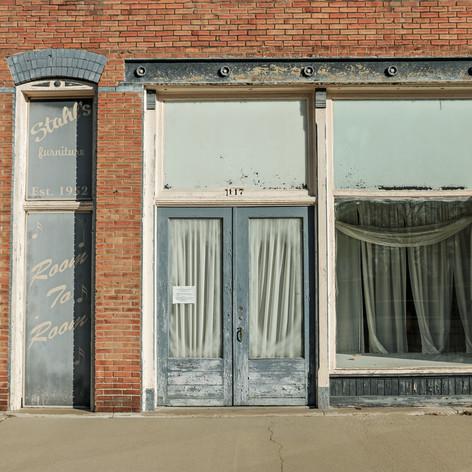 Storefront, Mt. Pulaski