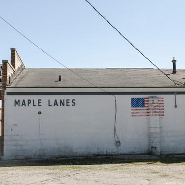 Maple Lanes, Roanoke