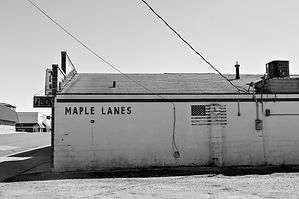 Maple Lanes, Roanoke IL