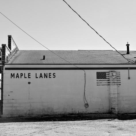 Maple Lanes, Roanoke IL