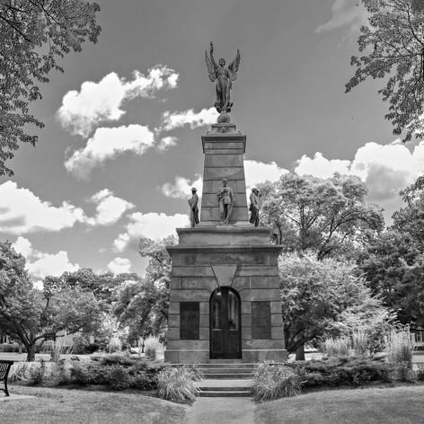 War Memorial, Princeton IL
