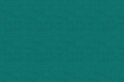 Makower Linen Texture Teal