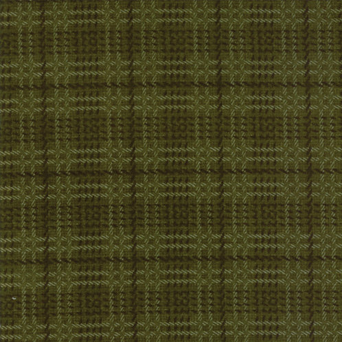 Wool & Needle Flannel CT8405