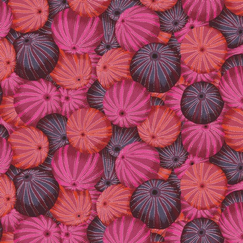 Kaffe Fassett Sea Urchins/Red
