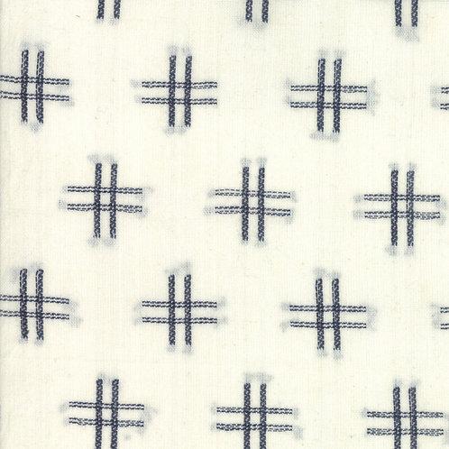 CT8809 BORO Stitched textile from Moda