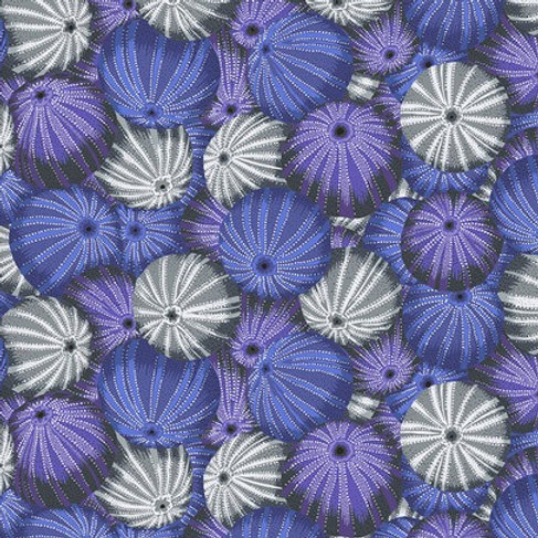 Kaffe Fassett Sea Urchins/Grey