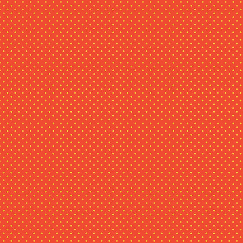 OCT368 Spot On - Orange/Mustard