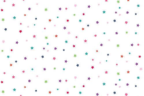 Coordinate Stars White CT156