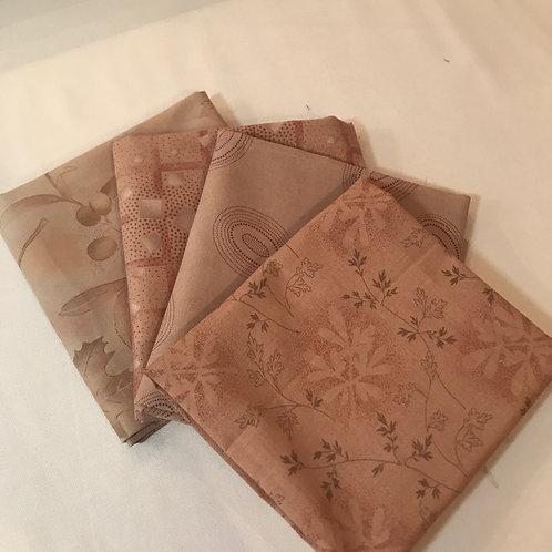 Dusky Pinks by Yoko Saito