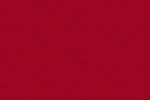 Makower Linen Texture Cardinal