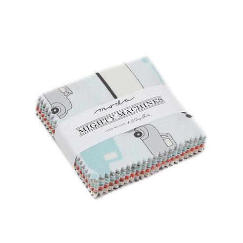 Mighty Machines Mini Charm Pack