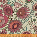 The Fantasy fabrics for Windham - at Country Threads quilting shop in Bath, England