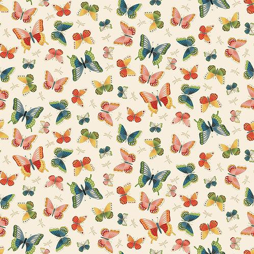CT426 Michiko :Butterflies