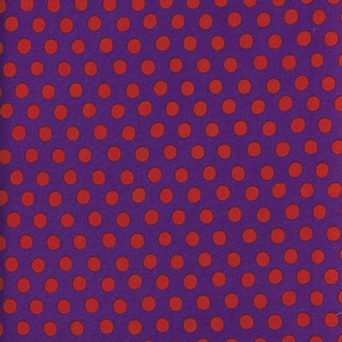 Kaffe Fassett Spot/Purple