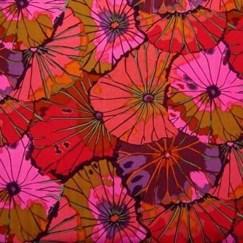 Kaffe Fassett Lotus Leaf/Wine
