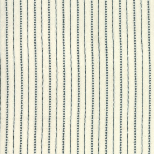 CT9307 BORO Fine woven stripe by Moda