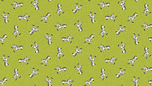 Jungle Friends fabrics by Makower for children - at Country Threads quilting shop in Bath, England