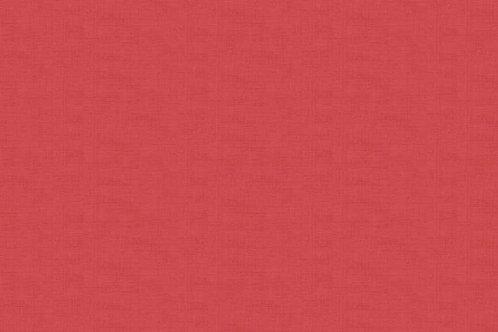Makower Linen Texture Old Rose