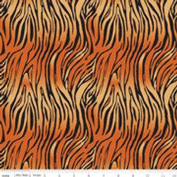 On Safari Bengal Tiger