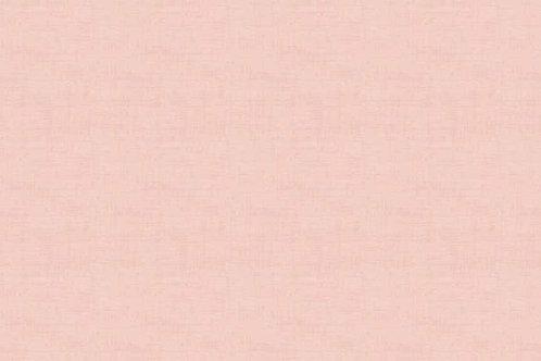 Makower Linen Texture Pale Pink