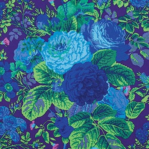Kaffe Fassett Gradi Floral/Purple