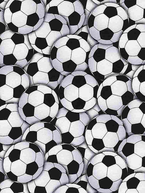 CT8844  Footballs by Timeless Treasures