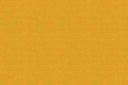 Makower Linen Texture Gold