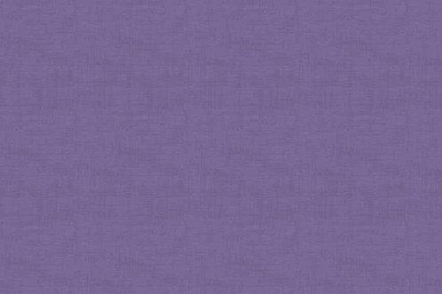 Makower Linen Texture Violet