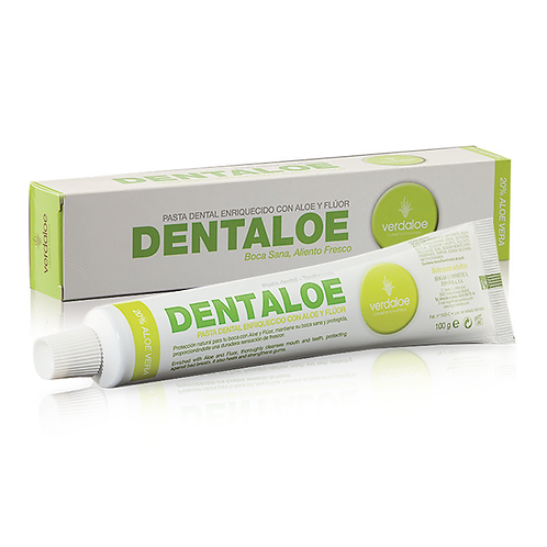 Dentrifice Dentaloe-100ml
