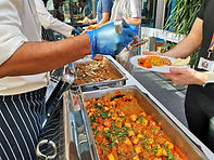 Calcutta Club now offering catering service to provide indian food at any event.