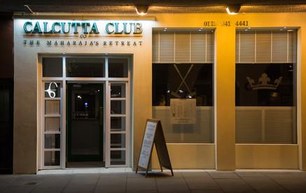 Calcutta Club Restaurant