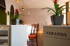 Calcutta Club Veranda