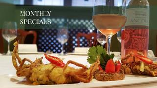 Calcutta Club Chef Specials