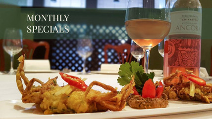 Calcutta Club Chef Specials