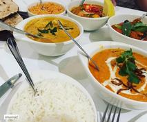 Calcutta Club Table Food