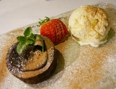 Calcutta Club dessert