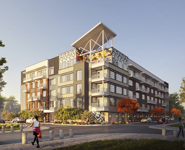 TPEG provides funding for development of multifamily community in Bishop Arts