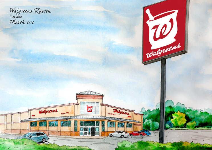 Walgreens Ruston