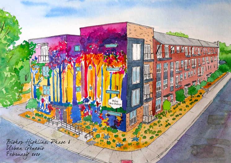 Bishop Highline Phase 1