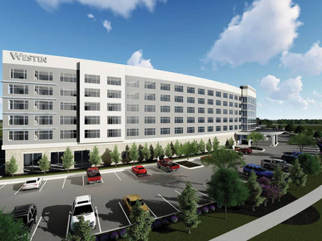 TPEG FUNDS DEVELOPMENT OF WESTIN HOTEL IN SOUTHLAKE, TEXAS